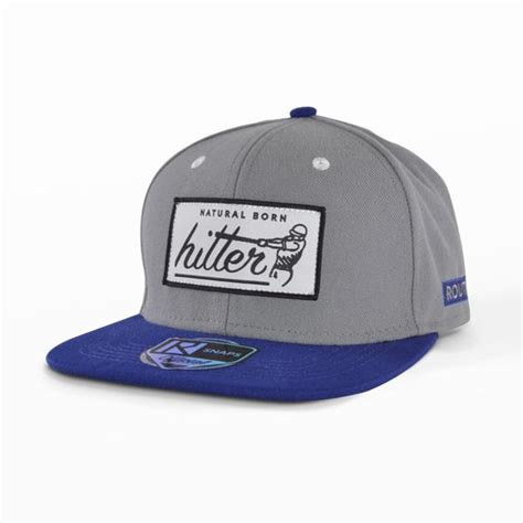 nbh fitted hat routine baseball