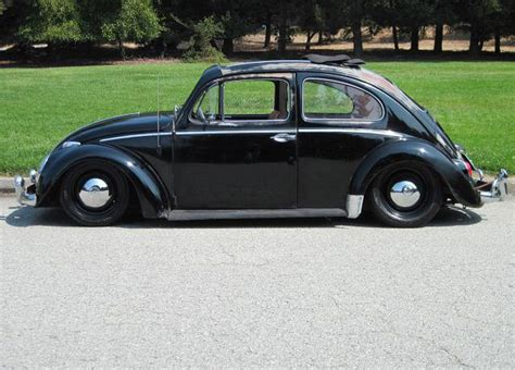black volkswagen bug 1963 vw ragtop bug buy classic volks