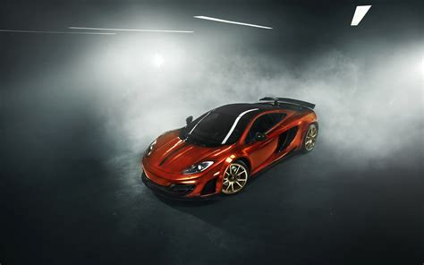mansory mclaren 2012 mclaren mp4 12c by mansory 4 wallpaper hd car