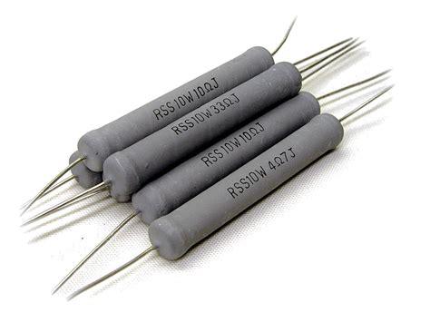 jantzen audio 002 0388 metal oxide 0 39 ohm resistor 10w 5 loudspeaker freaks