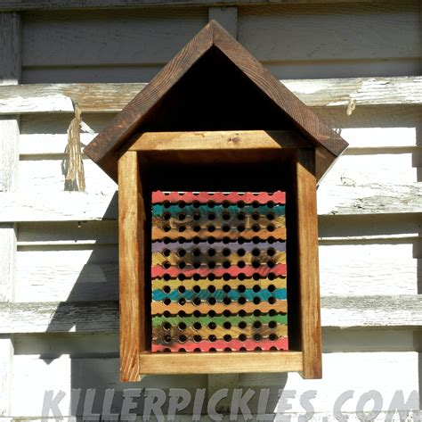 mason bee house mason bee house giveaway i like to play with my food