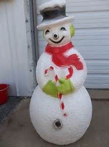 x christmas blow mold yard decoration 41 quot union snowman