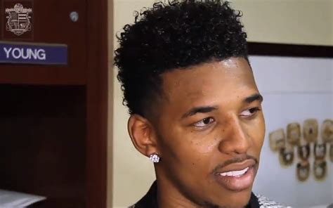 swaggy p haircut the gallery for gt nick young mohawk 2014