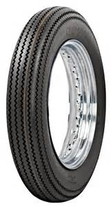 Vintage Car Tire On Motorcycle Vintage Tyre 500 16
