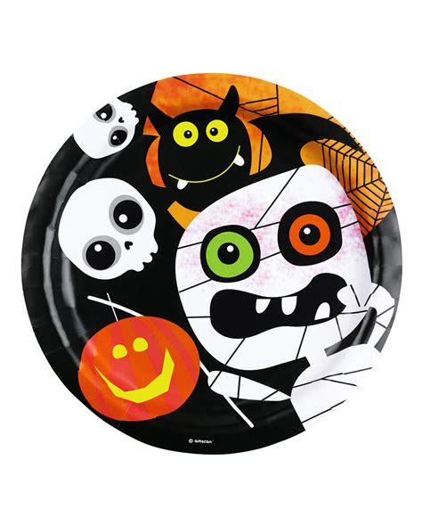 8 Scary Dishware For Your by Paper Plates 8 Tableware