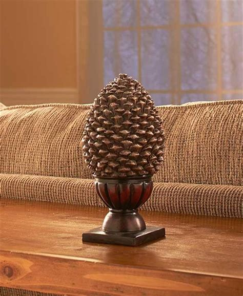 pine cone home decor elegant pine cone topiary mantel centerpiece christmas