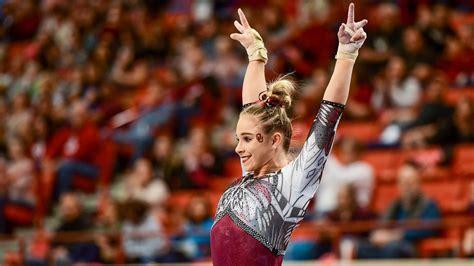 nc womens gymnastics rankings college gymnastics