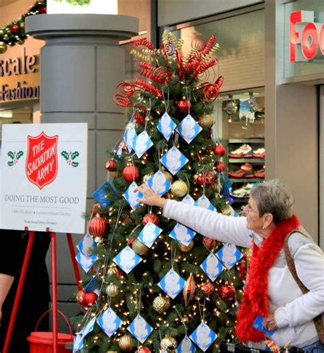 the salvation army hton roads va angel tree the