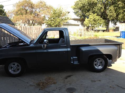 street ls for sale 1985 chevy stepside show street truck for sale or trade