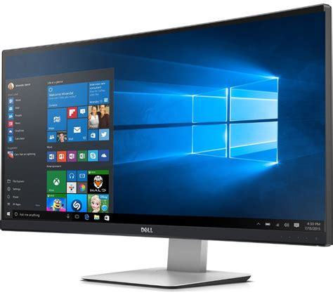 Dell Monitor 34 U3415w Buy Dell Ultrasharp Ultrawide U3415w Hd 34 Quot Curved