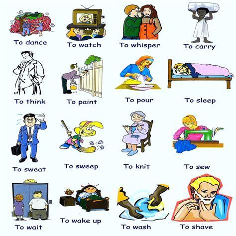 imagenes en blanco y negro de verbos blog de ingles 07 24 13