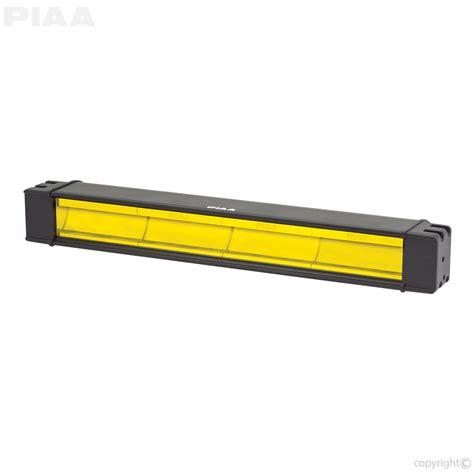 Yellow Led Light Bar by Piaa Piaa Rf Series 18 Quot Led Light Bar Yellow Fog Beam