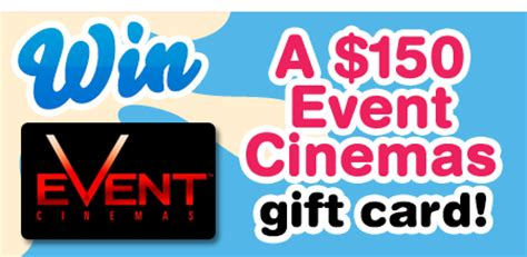 Register Wendy S Gift Card - wendys yum club member win event cinema gift card worth 150 australian competitions