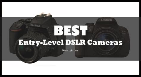 best entry level dslr 10 best entry level dslr cameras philippines 2018 lazada