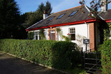 Riverside Log Cabins Comrie by Self Catering Comrie Flight Info