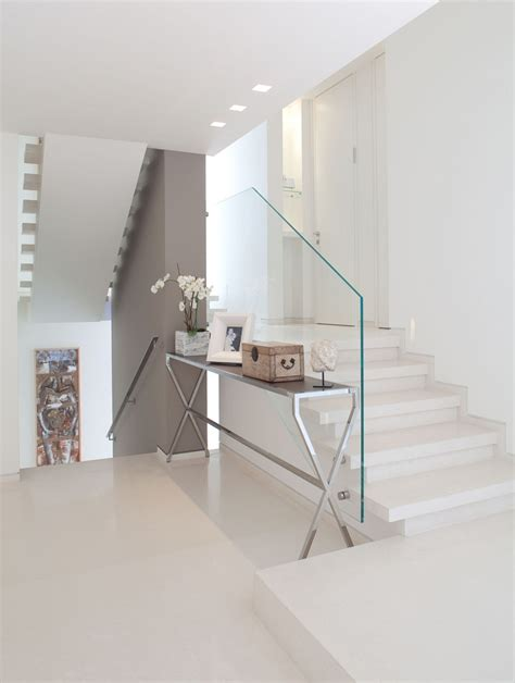 Home Interior Stairs by World Of Architecture White Interior Design In Modern Sea