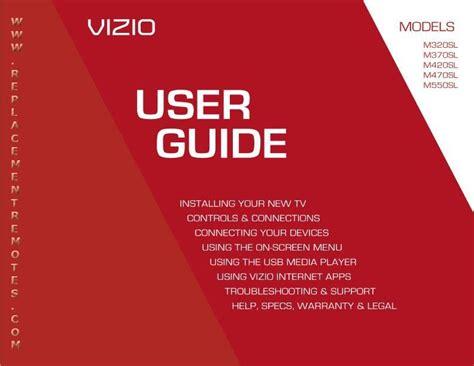 Buy Vizio Xrt302om 098003061060 E500ia1 E551va Operating