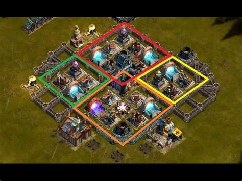 layout rival kingdoms rival kingdoms stronghold 11 defense layout ios android
