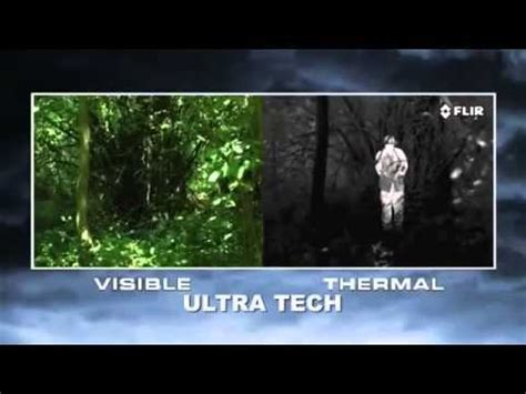 thermal imager compare with night vision binoculars youtube