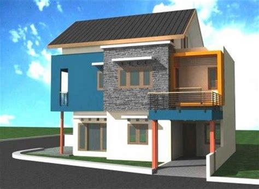 contoh layout rumah minimalis gambar rumah minimalis contoh design rumah lantai 2