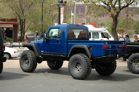 jeep pickup brute tj brute jeep enthusiast