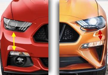 2018 mustang fog lights 2018 ford mustang playing with our emotions car design