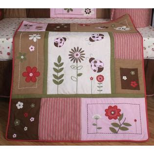 Ladybug Crib Bedding Set Geenny Ladybug Flower 13pcs Crib Bedding Set Baby Baby Bedding Bedding Sets Collections