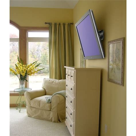 bedroom tv height flatscreen tv wall mount height