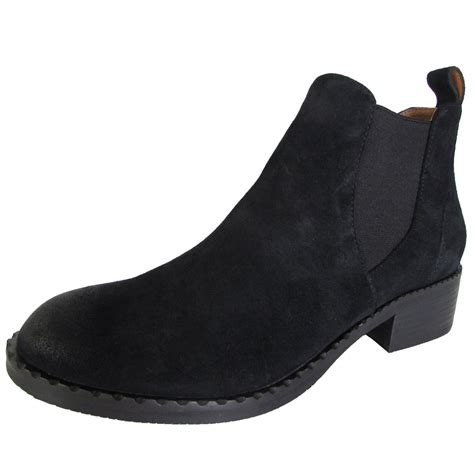 Burnished Chelsea Boots gentle souls womens binx burnished suede chelsea boot
