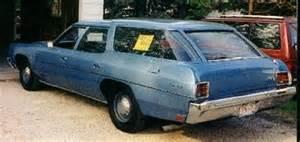 1972 Chevrolet Station Wagon 1972 Chevrolet Townsman Station Wagon