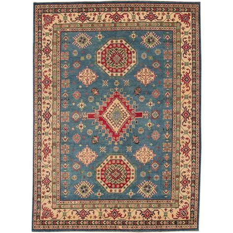 Beautiful Rug by Beautiful Decorated New Kazak Rug For Sale At 1stdibs