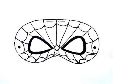 Printable Mask Template