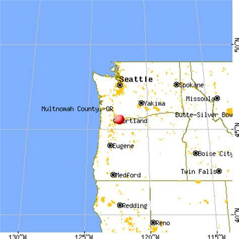 multnomah county map oregon multnomah county map entertainment