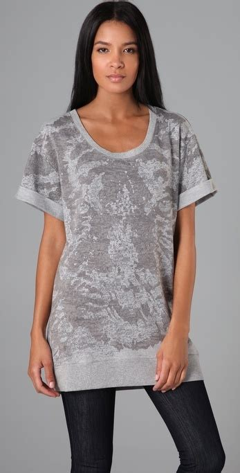 Aiko Tunic trend alert tiger print popsugar fashion uk
