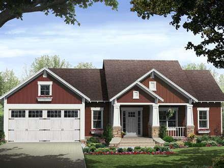 ranch house plans country style halstad craftsman ranch halstad craftsman ranch house plan craftsman ranch house