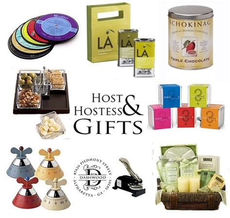 host gifts tastefully entertaining event ideas inspiration host