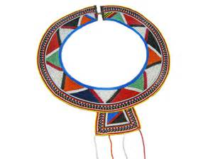 maasai wedding necklace tk designs