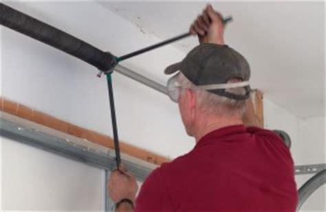 Diy Garage Door Springs by Install Your Own Garage Door General Diy