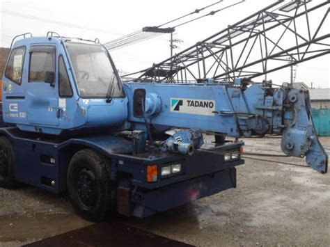 used canes for sale tadano crane lw250 5 1995 used for sale