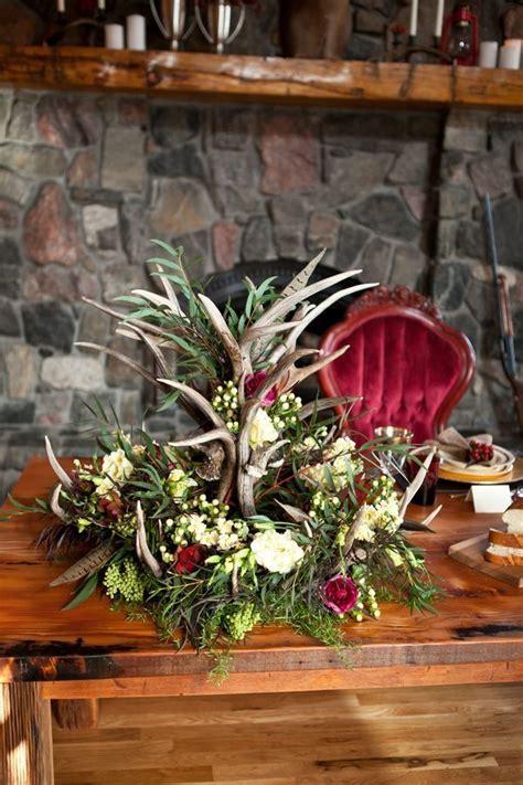 Best 25  Antler wedding decor ideas on Pinterest   Deer