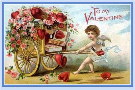 vintage s day vintage valentine s day time for the holidays