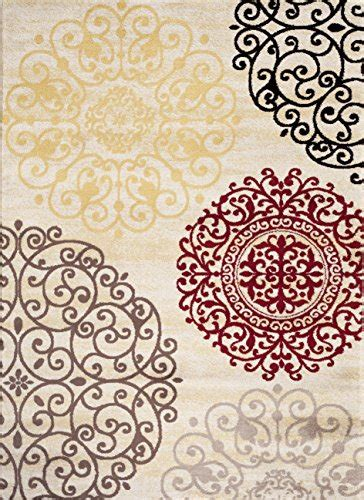 Contemporary Floral Area Rugs Rugshop Contemporary Modern Floral Indoor Soft Area Rug 5 3 Quot X 7 3 Quot Frenzystyle