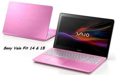 Harga Lenovo Warna Pink laptop murah sony vaio fit 14 15 warna pink dan hitam