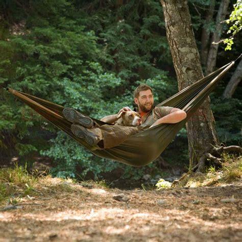 grand trunk single hammock grand trunk parachute single hammock olive khaki osograndeknives