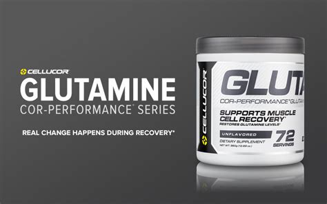 Diskon Cellucor Cor Performance Glutamine 72 Serving cor performance glutamine by cellucor lowest prices at strength