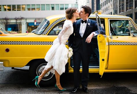 Wedding Car New York by Un Mariage Quot New York New York Quot Yes We Can Mariage