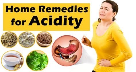 10 home remedies for acidity