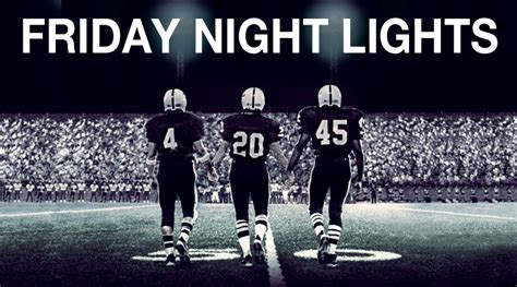 Friday Bight Lights by Netflix Friday Lights Truman Media Network