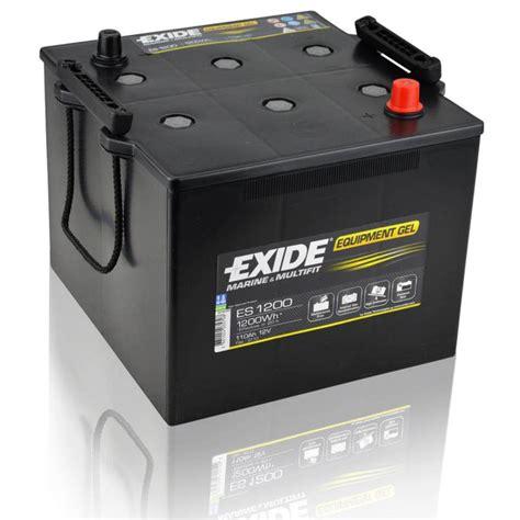 Motorrad B Gel Mobile by Exide Es1200 Equipment Gel 110ah Batterie Gel G110