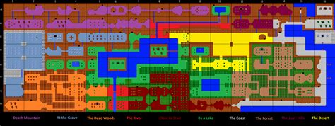 legend of zelda map with items map of zelda nes items pictures to pin on pinterest